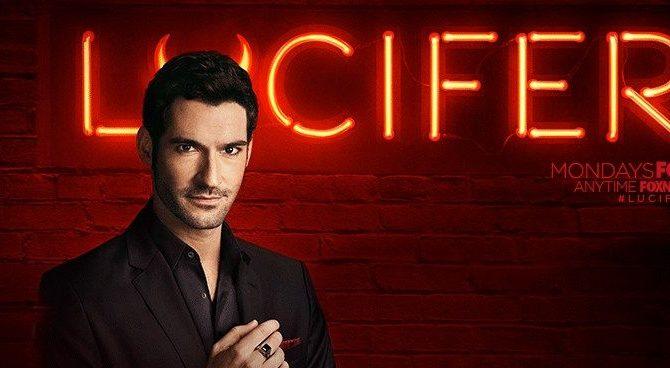 Las series de Fox 'Lucifer' y