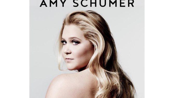 Amy Schumer revela la portada de