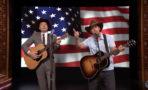 Adam Sandler y Jimmy Fallon canción
