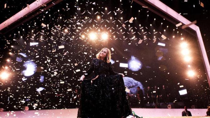 25 de Adele Billboard 200 album