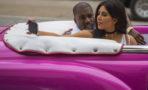 Kim Kardashian y Kanye West se