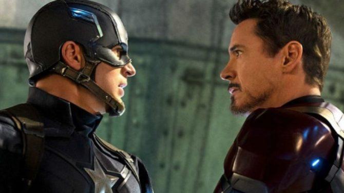 'Captain America: Civil War' recauda $25