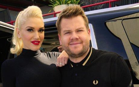 Gwen Stefani is James Corden's Next