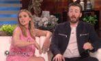 Chris Evans y Elizabeth Olsen relación