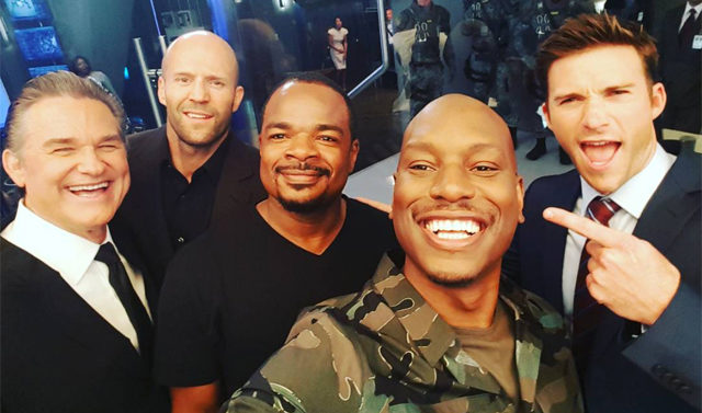 Watch: Cast of 'Fast &Furious 8'
