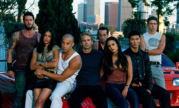 'The Fast and The Furious' Returns