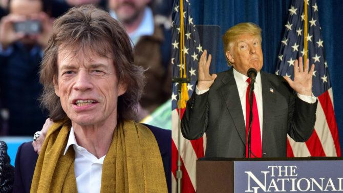 The Rolling Stones no quieren que