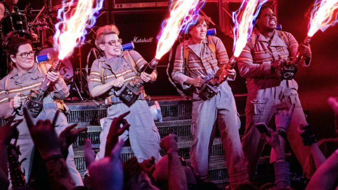 New 'Ghostbusters' Trailer Features More Ghost,