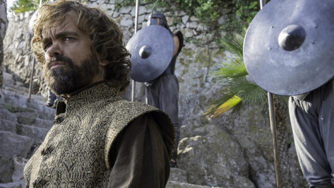 'Game of Thrones': fotos del cuarto