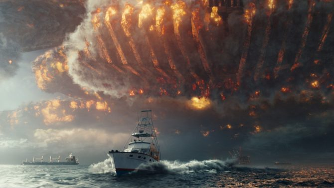 New 'Independence Day: Resurgence' Teasers