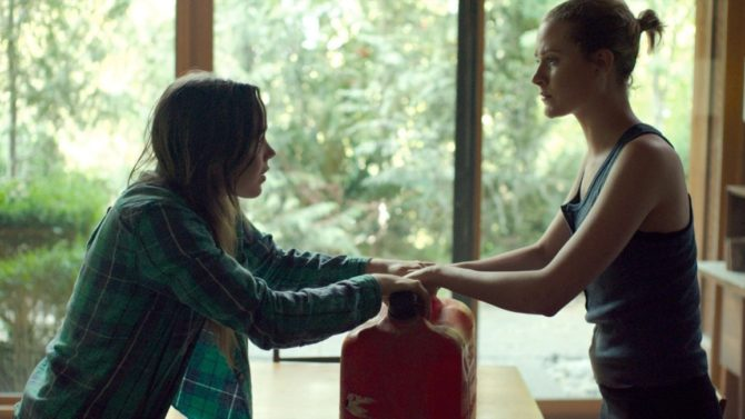 'Into the Forest' Trailer Starring Ellen