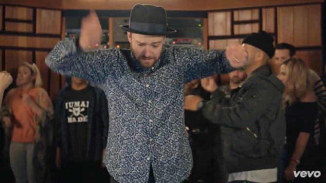 """Nueva canción de Justin Timberlake """"Can't"""