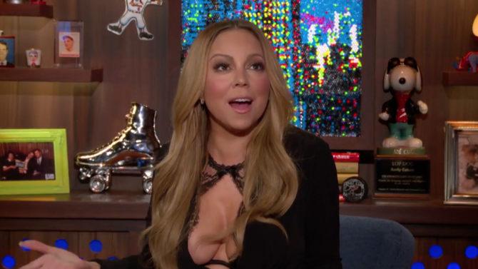 Video de Mariah Carey habla sobre