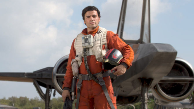 Oscar Isaac Teases Dark 'Star Wars: