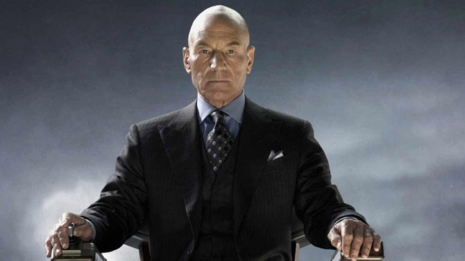 Patrick Stewart Confirms Professor Xavier Return