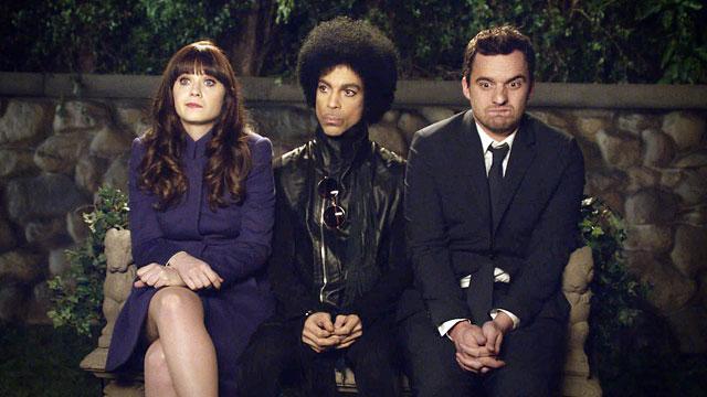 Cameo de Prince en 'New Girl'
