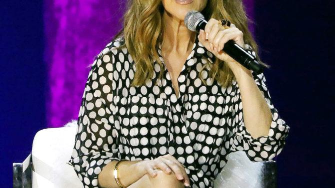 Céline Dion habla de sus últimos