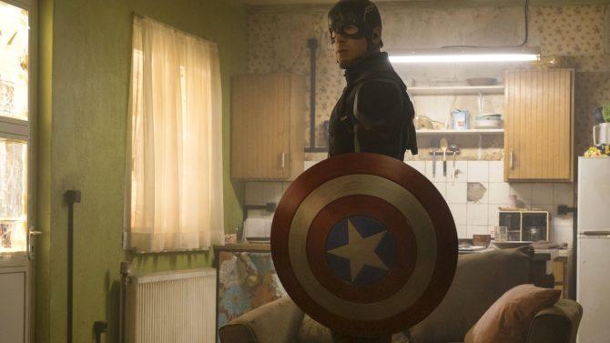 'Captain America: Civil War', la película