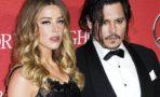 Johhny Depp y Amber Heard llegan