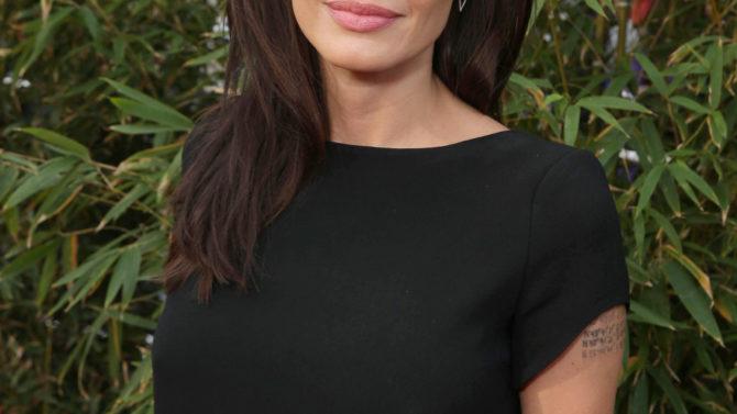 Angelina Jolie 'Kung Fu Panda 3'