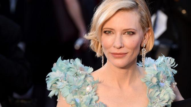 Cate Blanchett será la villana de