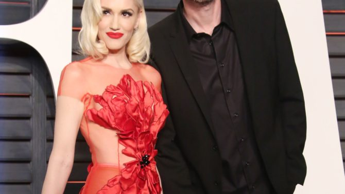 canción de Gwen Stefani y Blake