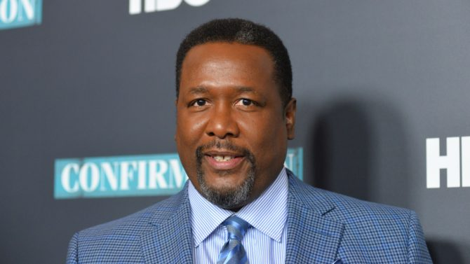 Wendell Pierce, el actor de la