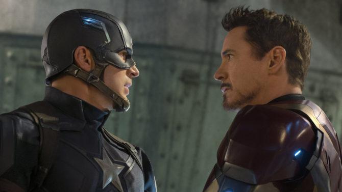 'Captain America: Civil War' recauda más