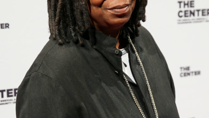 Whoopi Goldberg producirá un reality sobre