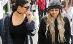 Kim Kardashian y Blac Chyna tratan