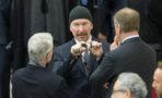 The Edge, de U2, es el