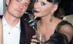 Foto de Katy Perry y Orlando