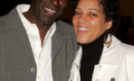 Michael Jace and wife April Jace