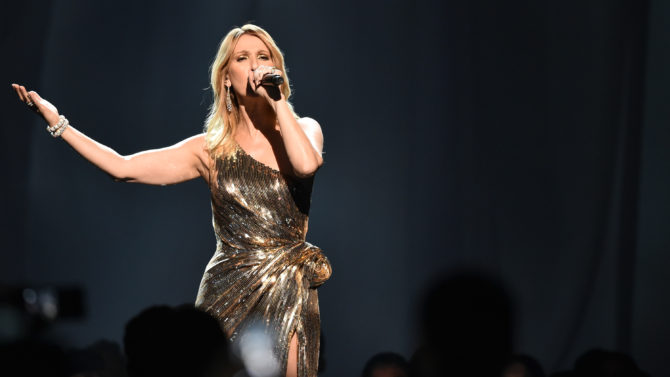 Billboard Music Awards 2016: Céline Dion