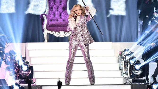 ¿Es esta la respuesta de Madonna