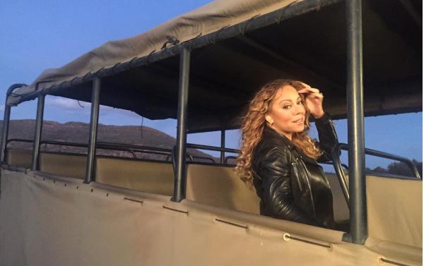 Mariah Carey habla del vestido que