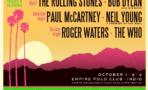Anuncian oficialmente 'Desert Trip', festival que