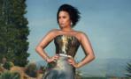 Demi Lovato en la portada de