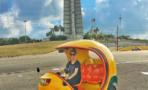 Gisele Bundchen en Cuba para el
