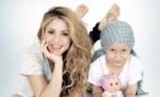 Shakira ofrece su apoyo a niños