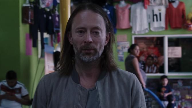 Radiohead lanza un nuevo video y