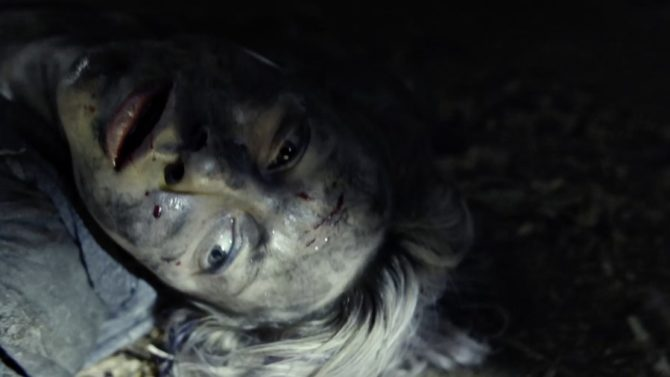 Trailer: Adam Wingard's 'The Woods' Takes