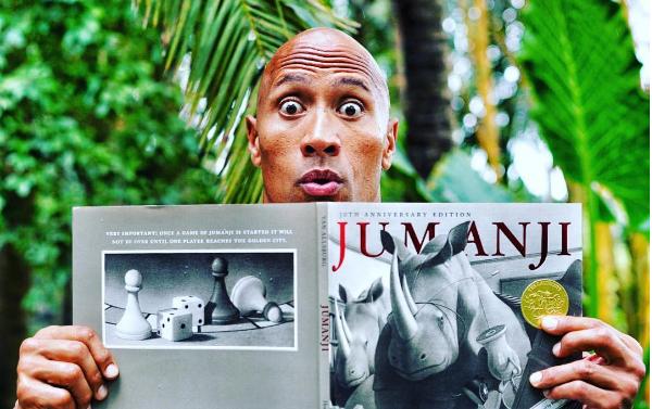 Dwayne 'The Rock' Johnson dice que