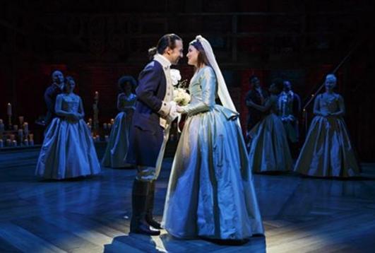 El musical 'Hamilton', de Lin-Manuel Miranda,