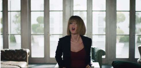 Taylor Swift baila deshinibida para nuevo