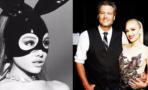 Ariana Grande, Blake Shelton y Gwen