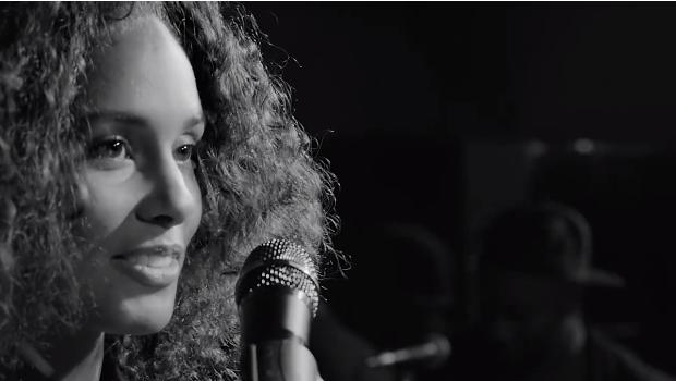 Alicia Keys cantará en la final
