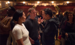 Lin-Manuel Miranda compartió con Mark Zuckerberg