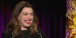Anne Hathaway, de 'Alice Through the