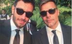 foto de Ricky Martin y su
